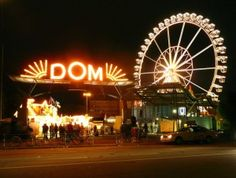 Hamburger Dom! <3 one of my favorite things to do :)