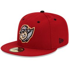 Altoona Curve Authentic Home Fitted Cap - Pittsburgh MiLB
