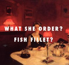 A dinner table at night (1884), John Singer Sargent / Niggas in Paris, Kanye West & Jay-Z