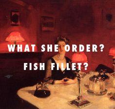 A dinner table at night (1884), John Singer Sargent / Niggas in Paris, Kanye West & Jay-Z
