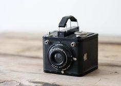 Antique Brownie Camera – $40