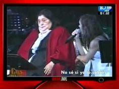 Zamba para olvidar, Mercedes Sosa & Soledad Pastorutti.