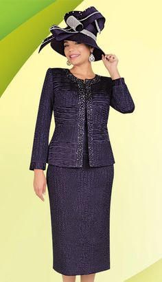 BM47632,Ben Marc Designer Sunday Suits Fall And Holiday 2014
