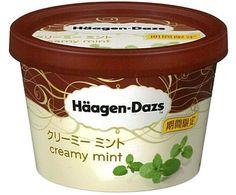 Häagen-Dazs flavours
