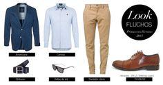 Fluchos Primavera/Verano 2014 - Heracles 8412 #outfit
