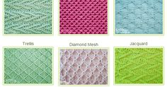 List of Over 40 Beautiful Slip Stitch Patterns. Great for mixing up colors, with simple techniques that are easier than it looks Knitting Patterns Free Dog, Knitting Paterns, Knitting Stitches, Free Pattern, Build Your Own, Slip Stitch, Stitch Patterns, Swatch, Knit Crochet