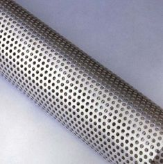 Perforated Metal Sample  Perforated steel is extremely versatile and applies itself to a variety of applications such as balustrade infill panels, railings infill panels, acoustics and sound proofing, security screens, louvres and ventilation, and air conditioning grilles.    #sheet #steel #perforatedmetal #mesh #sheets #metal #handrail #perforated Security Screen, Perforated Metal, Shop Fittings, Metal Mesh, Sound Proofing, Stage Design, Railings, Conditioning, Screens
