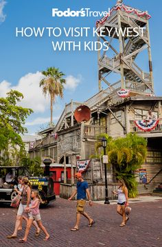 Key West is a compact city with a laid-back, barefoot attitude is the perfect place to bring the kids where they will be allowed to be, well, kids. #florida #keywest #familyvacation #travel