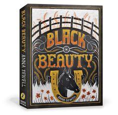 Black Beauty Cover by Mary Kate McDevitt