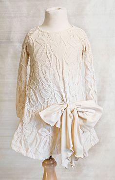 Persnickety nob hill lucille dress cream lace