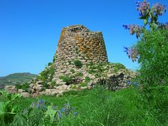 Nuraghe Santa Barbara by ojosdesign, via Flickr
