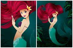 Ariel by Pau Franco