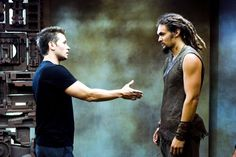 Pin for Later: Just 32 Really Hot Pictures of Jason Momoa From Movies and TV Stargate: Atlantis This guy just wants to touch him. Stargate Atlantis, Man Movies, Movie Tv, Jason Momoa Lisa Bonet, Connor Trinneer, Stargate Universe, Sci Fi Shows, Superwholock, Marvel Cinematic Universe