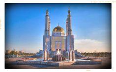 Memorias arquitectónicas del Islam en la antigua ruta de la seda! Mezquitas que son testigos  mudos del Islam en Asia Central!