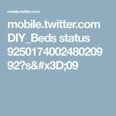 mobile.twitter.com DIY_Beds status 925017400248020992?s=09