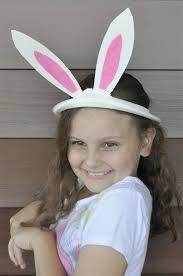 bunny ears template - Google Search