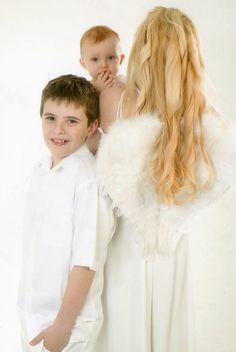 angels -christmas shooting 2008