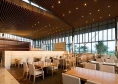 Jack Nicklaus Golf Club Korea Yazdani Studio wood+lights