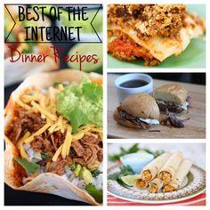 Best of the internet dinner recipes!