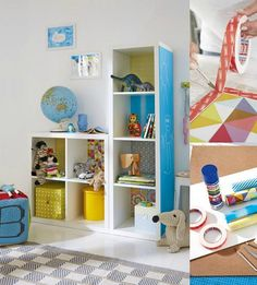 Personalizar la estantería infantil - Contenido seleccionado con la ayuda de http://r4s.to/r4s