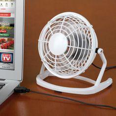 USB Powered Personal Fan