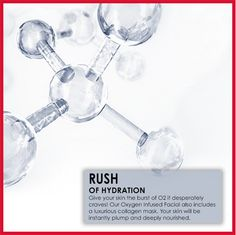 Rejuvenate, refresh and restore your skin's natural state. Our Oxygen Infusion Facial is sure to please. #RedDoorSpa