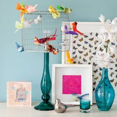 Craft a wire lampshade - Craft - Your Home Online