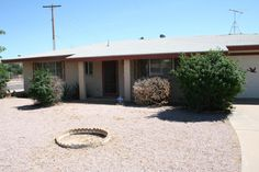 Photo for 6359 E Billings Street, Mesa, AZ 85205 - listing Bank Owned Properties, Property Search, Investors, Fixer Upper, Arizona, Pergola, Real Estate, Outdoor Structures, Street
