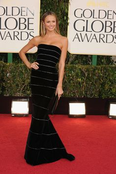 Golden Globes 2013: Leading ladies channel sirens of the sea in mermaid gowns - Picture 10