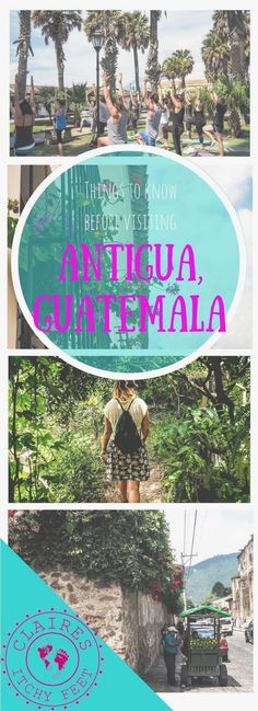 Planning a trip to Antigua Guatemala? Antigua is one of the most visited places in Guatemala and most travelers traveling through Central America at some point pass through Antigua, even if it's just for a few days. Whether it's for sightseeing, volcano h  Guatemala Places to Visit  Accédez à notre site beaucoup plus d'informations   https://storelatina.com/guatemala/travelling