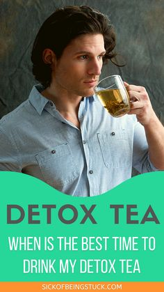 If you're new to the tea detox world, try starting with one cup in the morning and another before bed. See how it affects you before you add in more. Learn more about detox tea and detox drinks. #detoxtea #detox #detoxdiet #weightloss