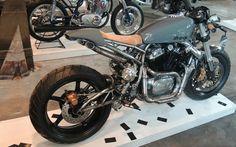 HONDA VT500 TURBO - STRANGE COAST MOTORCYCLES - INAZUMA