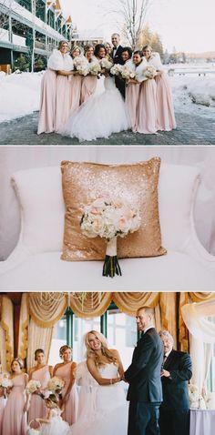 winter wedding (just in case)
