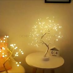 The coziest bedroom lighting idea ever! This USB LED table lamp will add a magical spirit to any bedroom. Totally customizable and works without power, just connect it to USB or insert the batteries.