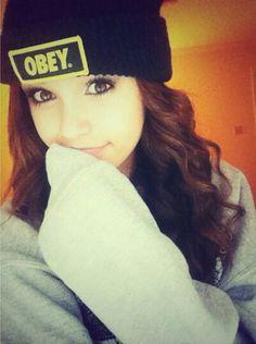 Maggie Lindemann #obey