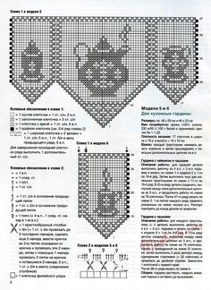 This post was discovered by Fa Filet Crochet Charts, Crochet Motifs, Crochet Borders, Crochet Stitches Patterns, Weaving Patterns, Thread Crochet, Cross Stitch Charts, Crochet Doilies, Crochet Lace