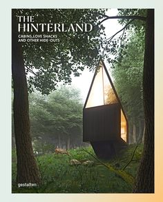 If you're sick of the city and can't face connectivity, then here are the places to escape to. Cabins, tiny houses and love shacks are meditatively simple with their lack of rooms, clutter and associations. A new book, The Hinterland, has beautifully shot these micro-getaways, which show us that architecture and design can be super small-scale. Whether they're mountain-top or sea-side, here's our pick of the ultimate spots nestled away in nature. gestalten.com
