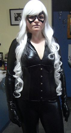jazy berlin as black cat adult stars 1 pinterest black cats and cosplay. Black Bedroom Furniture Sets. Home Design Ideas
