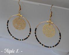 Les bijoux créés en octobre – Triple L
