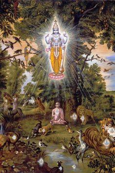 """Krishna said """"The soul is unborn . Lord Krishna Images, Radha Krishna Pictures, Radha Krishna Photo, Krishna Love, Krishna Art, Krishna Mantra, Krishna Photos, Iskcon Krishna, Shree Krishna"""
