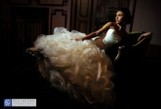 www.RickHelmanPhoto.com  Bride prep wedding photo
