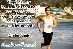 A detailed article discussing 12 top health benefits of jogging.