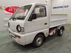 Japanese vehicles to the world: 1993 Suzuki Carry 0.35ton Dump 4WD for Tanzania to...