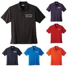 "Promotional Men's Polyester Koryak Short Sleeve Polo Shirts: Available Colors: Black, Dark Plum, Navy, Olympic Blue, Saffron, Vintage Red. Product Size: S, M, L, XL, 2XL, 3XL. Imprint Area: Centered on Left Chest 3.00"" H x 3.00"" W. Carton Weight: 15.43 lbs. Packaging: 34. Material: Micro Polyester. #PolyesterKoryak #promotionalproduct #custompoloshirt #menswear"