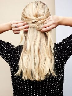 4 better ways to get gorgeous hair immediately