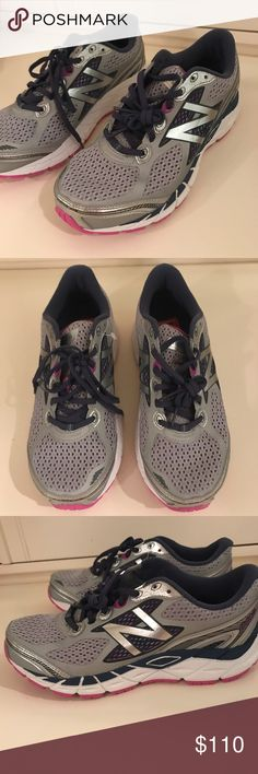 Brand New New Balance Sneakers Never been worn, brand new • great running shoe with lots of support New Balance Shoes Sneakers