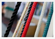 How to Select Rope for Your Boat http://sailrite.wordpress.com/2013/12/22/how-to-select-rope-for-your-boat/  #Sailrite