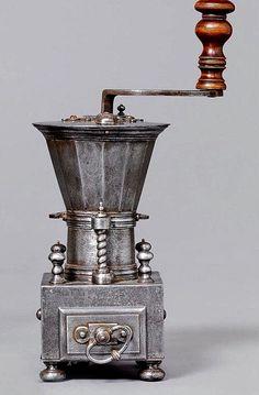 Coffee Grinder c. 1700