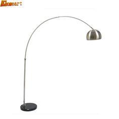 Modern Fishing Floor Lamp 110V-220V Marble Long Arm Modern Floor Lamps for Living Room E27 Foot Switch Warranty 3 Years #Affiliate