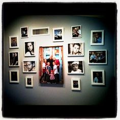 Our Photo wall